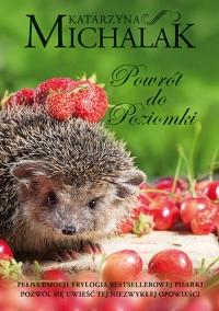 Powrót do Poziomki - Katarzyna Michalak | mała okładka
