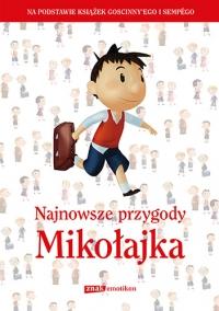 Najnowsze przygody Mikołajka - na podstawie   mała okładka