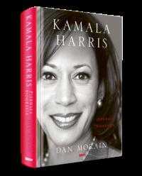 Kamala Harris. Pierwsza biografia - Morain Dan | mała okładka