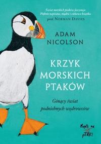 Krzyk morskich ptaków - Adam Nicolson | mała okładka