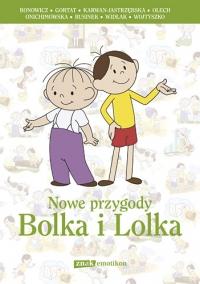 Nowe przygody Bolka i Lolka - Wojciech Bonowicz, Grzegorz Gortat, ...   mała okładka