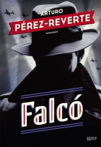 Falco - Arturo Perez-Reverte | mała okładka