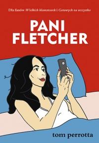 Pani Fletcher - Tom Perrotta | mała okładka