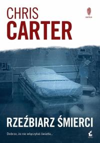 Rzeźbiarz śmierci - Carter Chris | mała okładka