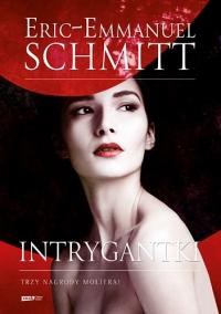 Intrygantki  - Eric-Emmanuel Schmitt | mała okładka