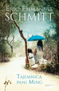 Tajemnica pani Ming - Eric-Emmanuel Schmitt | mała okładka