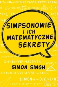 Simpsonowie i ich matematyczne sekrety - Simon Singh | mała okładka