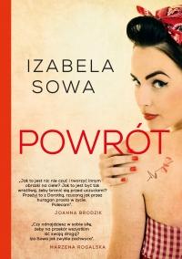 Powrót - Izabela Sowa | mała okładka