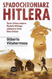 Spadochroniarz Hitlera - Gilberto Villahermosa | mała okładka