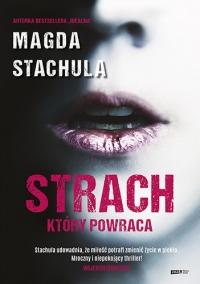 Strach, który powraca - Stachula Magda | mała okładka