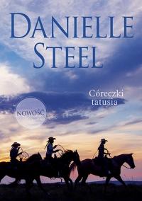 Córeczki tatusia - Steel Danielle | mała okładka