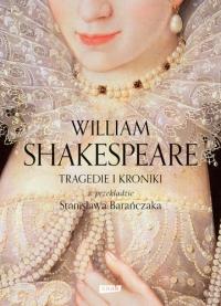 Tragedie i Kroniki - William Shakespeare | mała okładka