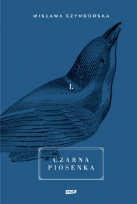Czarna piosenka - Wisława Szymborska | mała okładka