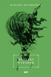 Wszelki wypadek - Szymborska Wisława | mała okładka