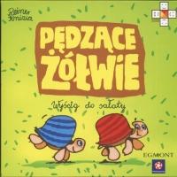 Pędzące żółwie - gra planszowa -    mała okładka