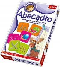 Abecadło - gra planszowa -  | mała okładka
