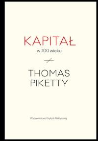 Kapitał w XXI wieku - Thomas Piketty   mała okładka