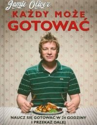 Każdy może gotować - Jamie Oliver | mała okładka