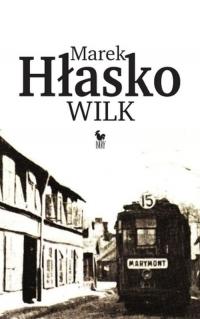 Wilk  - Marek Hłasko | mała okładka