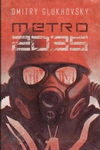 Metro 2035 - Dmitry Glukhovsky | mała okładka