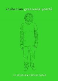 Graficzna podróż -  Ed Sheeran, Phillip Butah  | mała okładka
