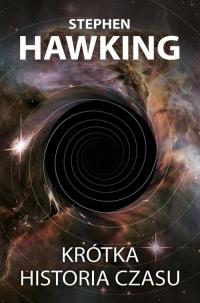 Krótka historia czasu - Stephen Hawking | mała okładka