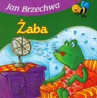 Żaba - Jan Brzechwa | mała okładka