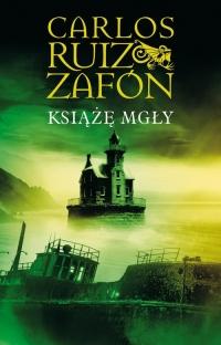 Książę Mgły - Carlos Ruiz Zafon | mała okładka