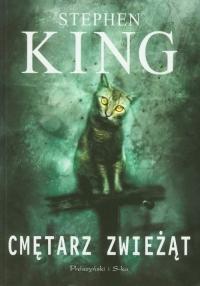 Cmętarz zwieżąt - Stephen King | mała okładka