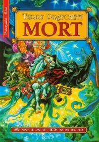 Mort - Terry Pratchett | mała okładka