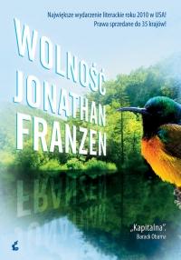 Wolność - Jonathan Franzen | mała okładka
