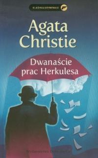 Dwanaście prac Herkulesa - Agata Christie   mała okładka