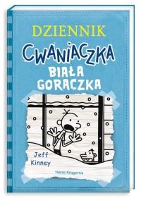 Dziennik cwaniaczka. Biała gorączka - Jeff Kinney | mała okładka