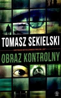 Obraz kontrolny - Tomasz Sekielski | mała okładka