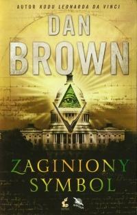Zaginiony symbol - Dan Brown | mała okładka