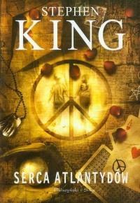 Serca Atlantydów - Stephen King | mała okładka