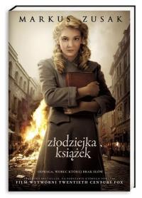 Złodziejka książek - Markus Zusak | mała okładka