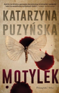 Motylek - Katarzyna Puzyńska | mała okładka