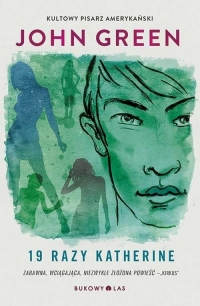 19 razy Katherine - John Green | mała okładka