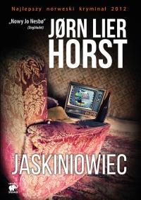 Jaskiniowiec - Jorn Lier Horst    mała okładka