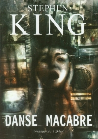 Danse Macabre - Stephen King | mała okładka