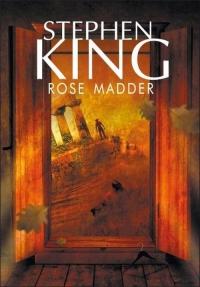 Rose Madder - Stephen King   mała okładka
