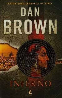 Inferno - Dan Brown   mała okładka