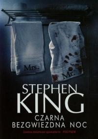 Czarna bezgwiezdna noc - Stephen King   mała okładka