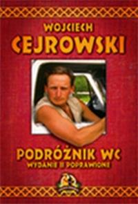 Podróżnik WC - Wojciech Cejrowski | mała okładka