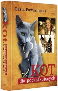 Kot dla początkujących - Beata Pawlikowska | mała okładka