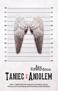 Taniec z aniołem - Ake Edwardson   mała okładka