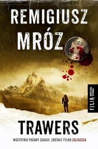 Trawers - Remigiusz Mróz | mała okładka