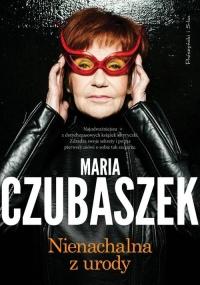 Nienachalna z urody - Maria Czubaszek | mała okładka