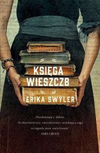 Księga wieszczb - Erika Swyler | mała okładka